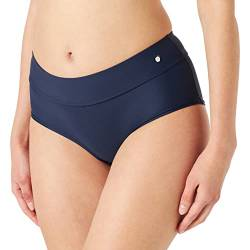 s.Oliver RED LABEL Beachwear LM Damen Spain Bikini-Unterteile, Marine, 38 von s.Oliver RED LABEL Beachwear LM