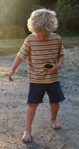 BEZLIT Boys Straight Leg Plain Jeans