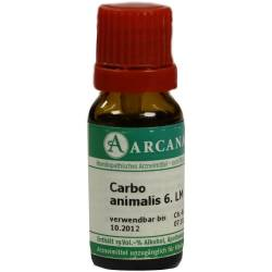 Carbo Animalis LM 06 Dilution von ARCANA Dr. Sewerin GmbH &Co.KG