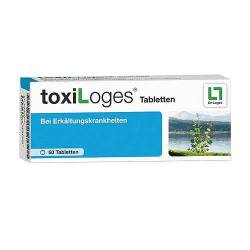 Toxi Loges Tabletten von Dr. Loges