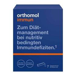 Orthomol Immun Direktgranulat Orange von Orthomol