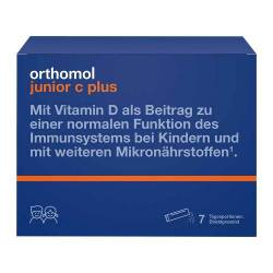Orthomol Junior C plus Granulat von Orthomol