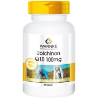 Warnke Ubichinon Q10 100 mg von WARNKE