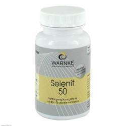 Selenit 50 Tabletten von Warnke