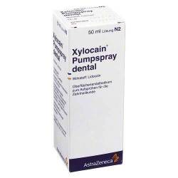 Xylocain Pumpspray Dental von Xylocain